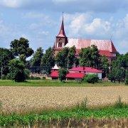 15. Malowa Góra - widok na kościół