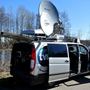 Wóz transmisyjny TVN