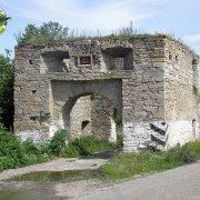 Okopy - Brama Lwowska (Zachodnia)