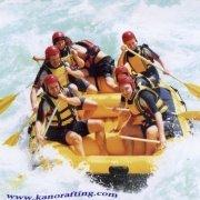 Turcja, rafting rzekę Köprülü