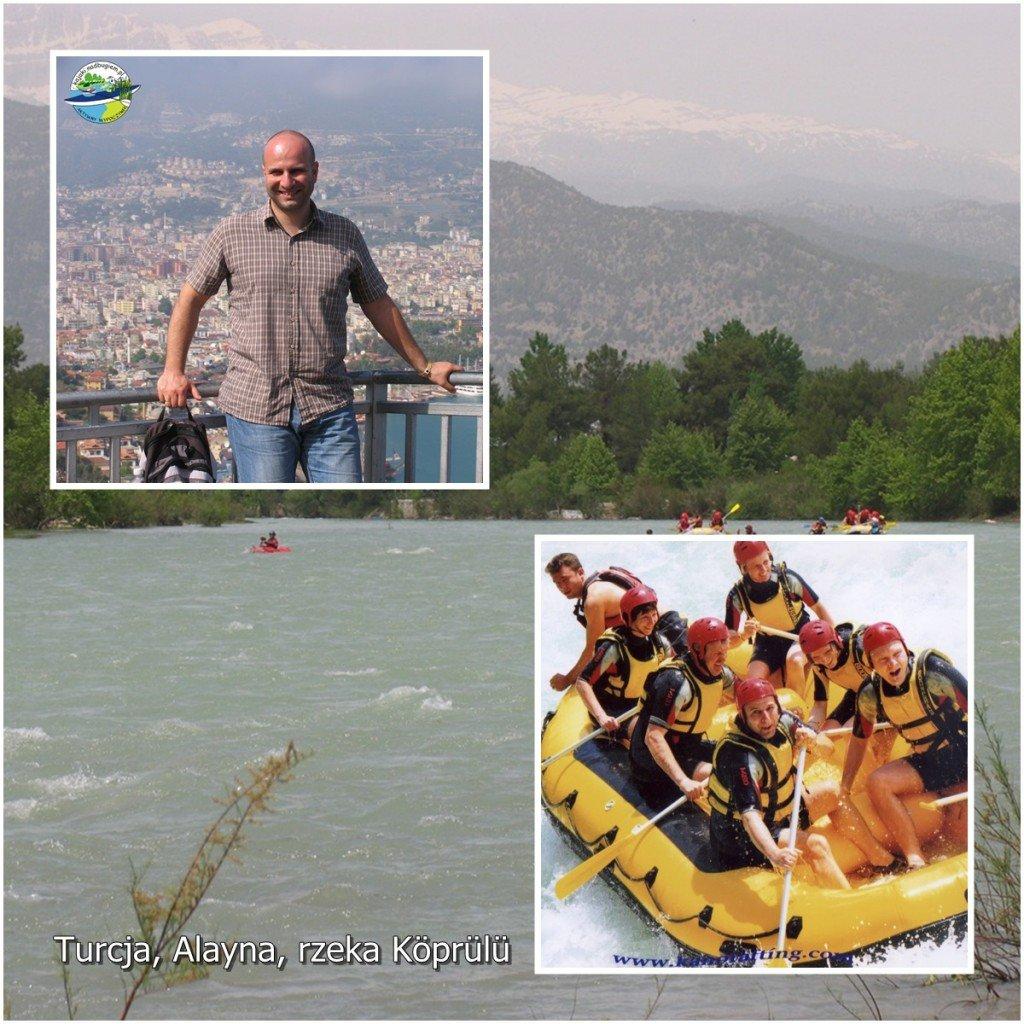 turcja rafting