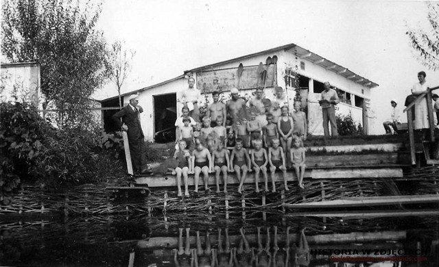 Biała Podlaska, szkoła pływania, kąpielisko