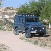 Turcja, Kapadocja 2012