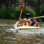 Sławatycze - spł'yw kajakowy na rzece Bug