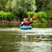 Press tour kayak rally - przyroda, natura, cisza