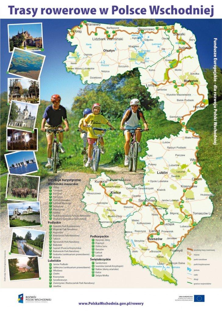 mapa-Trasy-rowerowe-w-Polsce-Wschodniej-szlak-729x1024