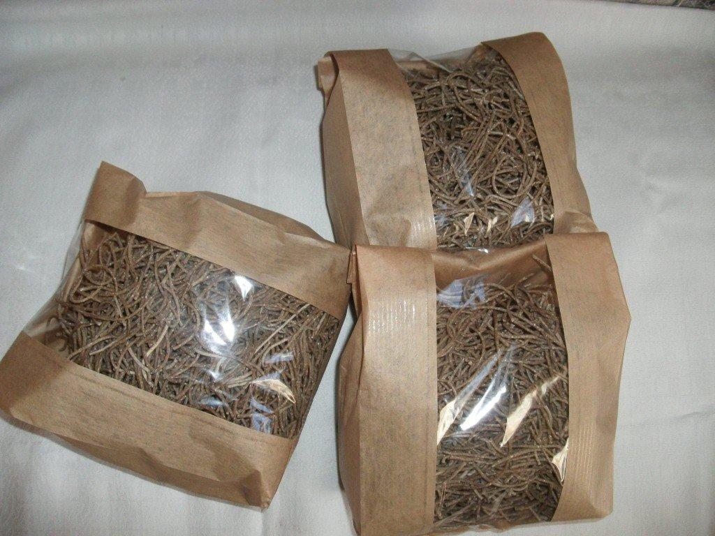 Makaron ekologiczny wytwarzany nad Bugiem.